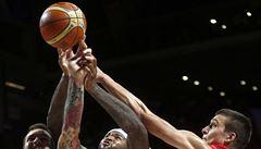 Basketbalisté USA deklasovali Srbsko a jsou světovými šampiony