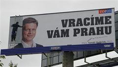 Válka o billboardy. Praha musí upravit předpisy, vyzývá ministerstvo