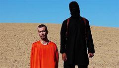 Islámský stát popravil britského humanitárního pracovníka