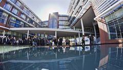 Západočeská univerzita má nový výzkumný komplex, míří na technologie