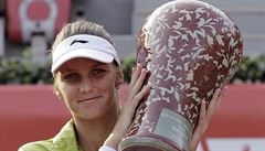Tenistka Karolína Plíšková ovládla turnaj v Soulu. Slaví druhý titul
