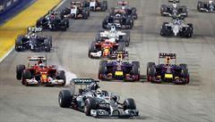 Formuli 1 už nebude vysílat Nova, práva získaly stanice Sport 1 a 2