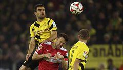 Dortmund měl namále, doma se Stuttgartem nakonec remizoval