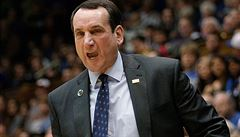 Kouč K. má respekt i bez NBA. Američany letos znovu dovedl ke zlatu