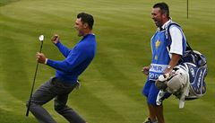 Golfu vládnou Evropané. Ryder Cup vyhráli nad Američany potřetí v řadě