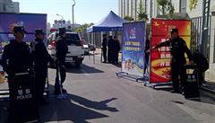 Další mrtví v Sin-ťiangu. Čínská policie zastřelila šest 'atentátníků'