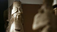 Islámský stát ničí starověké památky. Paměť Mezopotámie mizí