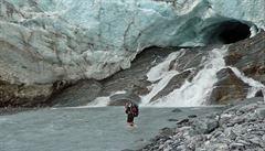 Nový Zéland. Osm nejlepších procházek k ledovcům