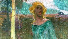 Obraz Jana Preislera Jaro se prodal za 7,5 milionu Kč