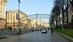 Kyjev plánuje přejmenovat ulice, bolševické vůdce nahradí vědci a umělci