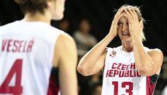Basketbalistky světové stříbro neobhájí, Kanada je smetla už v osmifinále