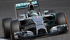 Kvalifikace v Japonsku patřila Rosbergovi, Hamilton dojel druhý