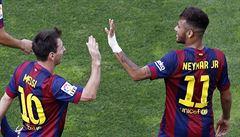 Barcelona opět neinkasovala, gólman Bravo má rekord v neprůstřelnosti