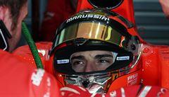 VIDEO: Bianchi utrpěl vážné poranění hlavy, pilot F1 už je po operaci