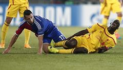 Basilej s Vaclíkem a Suchým porazila Liverpool, Real se trápil