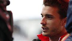 Bianchiho stav je stále kritický, utrpěl poranění mozku s 'temnou prognózou'