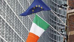 Irsko přiznalo problém. Nepřímo prosí Evropu o pomoc