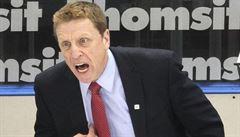 Jágr patří v NHL pořád k nejlepším, chválí legendu trenér Hanlon