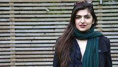 Za návštěvu mužského volejbalu do vězení. Íránci Ghavamiovou nepustí