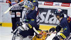 Litvínov poprvé padl, porazil jej Liberec pod novým koučem Čadou
