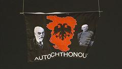 Incident s vlajkou? Jasná politická provokace Albánců, píší v zahraničí