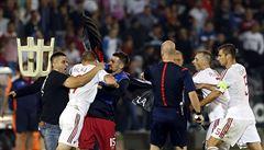Albánci ze sebe dělají oběti, zuří šéfové srbského fotbalu