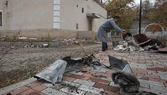 Na Ukrajinu přichází zima. Důchodci se bojí a učí se přežít s málem