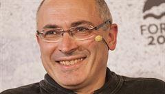 Chodorkovskij na kondomu. Aktivisté vedli kampaň proti ruské opozici