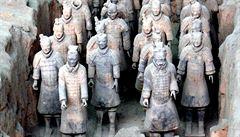 Vykrádání starých hrobů zaměstnává v Číně až 100 tisíc lidí