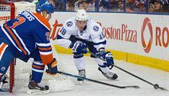 Edmonton poprvé v sezoně zvítězil, nechtěně k tomu přispěl i Palát