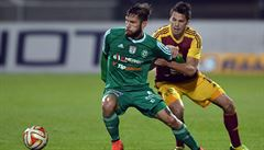 Dukla remizovala s Příbramí 0:0, hosté ukončili sérii vítězství