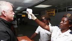 Nigérie zvítězila, porazila epidemii eboly