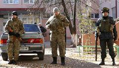 'Dávají bláznům do rukou rakety.' Východ Ukrajiny se bojí návratu rebelů