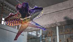 Věznice Alcatraz učarovala Aj Wej-wejovi, pořádá tam výstavu