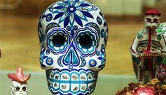 Lidské hlavy, cukrové lebky. Pohřební rituály představuje Náprstkovo muzeum