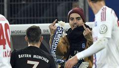 VIDEO: Ribéryho napadl fanoušek. Fotbalistovi ukázal i prostředníčky