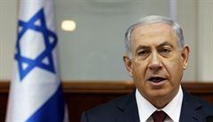 Netanjahu čelí kritice izraelských politiků. Příměří s Hamásem podle nich vyjednal moc brzy a špatně