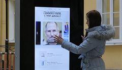 Steve Jobs přišel o pomník v Petrohradu, protože jeho nástupce je gay