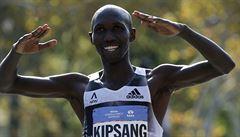 Newyorský maraton ovládli Keňané. Kipsang získal i vítězství v seriálu