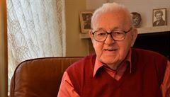 Zemřel sociolog Karel Hrubý, poslední předseda exilové sociální demokracie