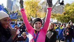 Wozniacká si odskočila na maraton, předtím ještě stihla zápas Rangers