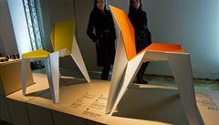V Praze odstartovala prodejní výstava předního českého designu