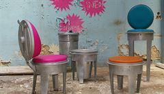 Chci vrátit popelnice do měst v podobě nábytku, říká český designér