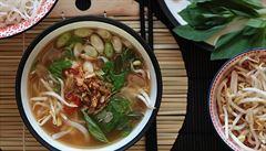 Návyková záležitost. Jak připravit kuřecí polévku Pho doma?