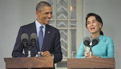 Obama udělil Medaile svobody, dostali ji Streepová i Wonder