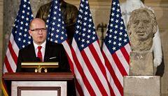 LN: Amerika udělala ze Sobotky havlistu