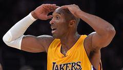 Bryant překonal v NBA zvláštní rekord: neproměnil 13 421 střel
