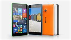 Na trh míří první telefon Lumia, jenž nemá v názvu značku Nokia