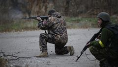 Vzbouřenci chtějí po Kyjevu, aby do soboty vymezil samosprávné území