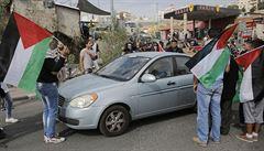 Izrael zmrazil měsíční převod daní pro Palestinu